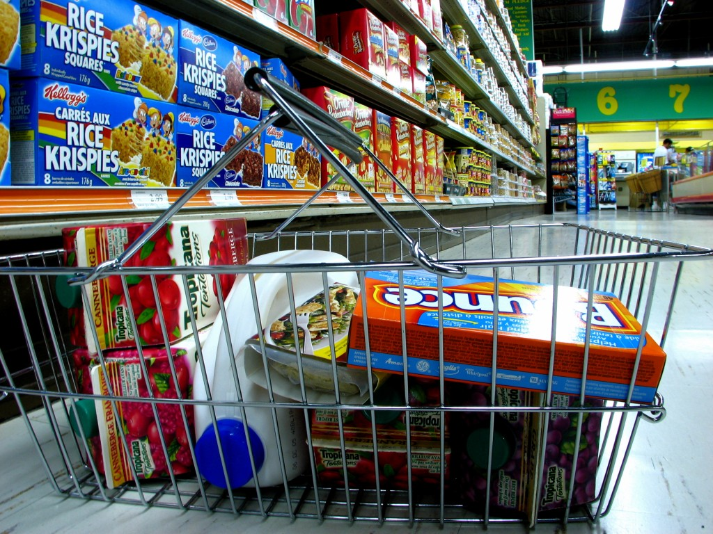 saving money on groceries is easy if you take the right steps